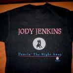 """Black """"Dancin' the Night Away"""" T-Shirt"""
